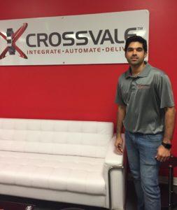 Meet a Crossvaler: Prajith Mudi