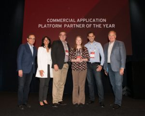 Crossvale Wins 2018 Red Hat North America Commercial Application Platform Partner of the Year Award